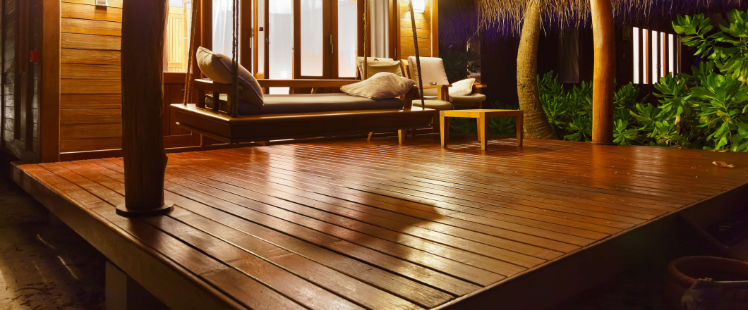 Keep Water From Damaging Your Deck